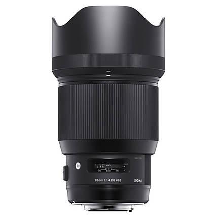 Sigma 85mm f/1.4 DG HSM Art Lens for Nikon F