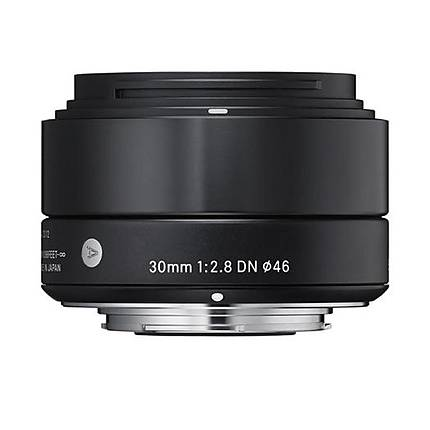 Sigma DN ART 30mm f/2.8 Standard Lens for Micro Four Thirds - Black
