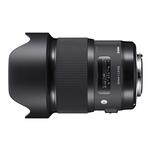 Sigma 20mm f/1.4 DG HSM Art Lens for Sigma SA