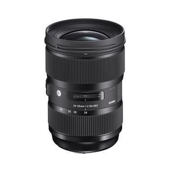 Sigma 24-35mm F2 DG HSM Art Lens for Canon