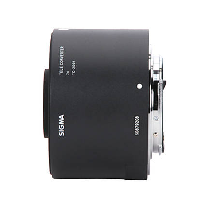 Sigma TC-2001 2x Teleconverter for Canon EF