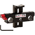 Shape Lens Support for Standard 15mm Rods