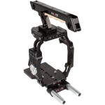 Shape Canon C200 Cage 15mm Lightweight Rod System