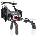 Shape Shoulder Mount Kit with Matte Box  and  Follow Focus for Sony A7III Camera
