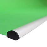 Savage Small Leader Bar (4.8 Foot) with 53x36 Super White Background