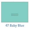 Savage Background 107x36 Baby Blue