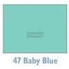 Savage Widetone Seamless Background Paper - 107in.x50yds. - #47 Baby Blue