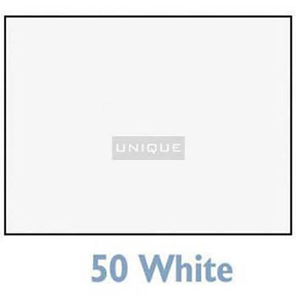 Savage Widetone Seamless Background Paper - 107in.x50yds. - #50 White
