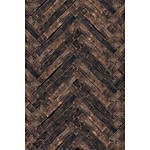 Savage 5x7 Herringbone Wood Floor Drop