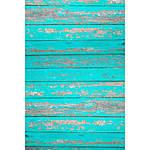Savage 5x7 Rustic Teal Wood Printed Vinyl Background