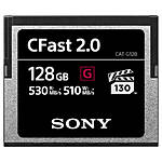 Sony 128GB CFast 2.0 G Series Memory Card