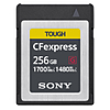 Sony 256GB CFexpress Type B TOUGH Memory Card