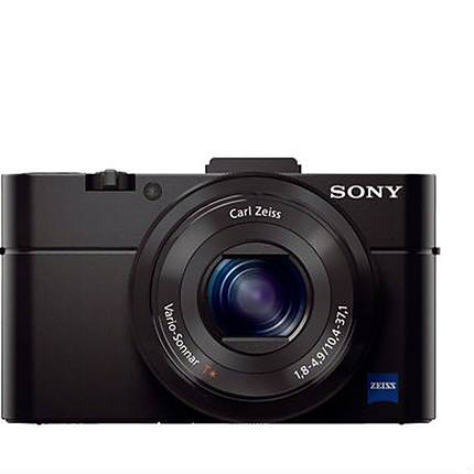 Sony Cyber-Shot DSC-RX100M2 20.2 Megapixel Digital Camera - Black