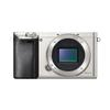 Sony Alpha a6000 24MP Mirrorless Camera (Body Only)-Silver