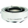 Sony 1.4x Teleconverter Lens for Sony Alpha