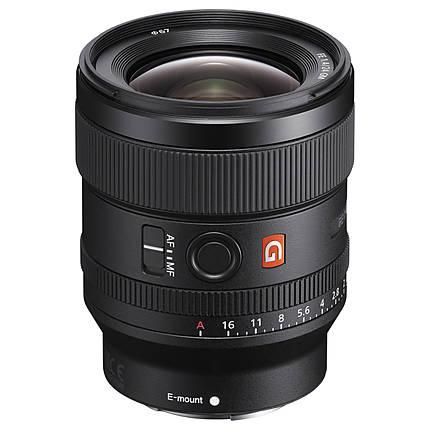Sony FE 24mm f/1.4 GM Lens