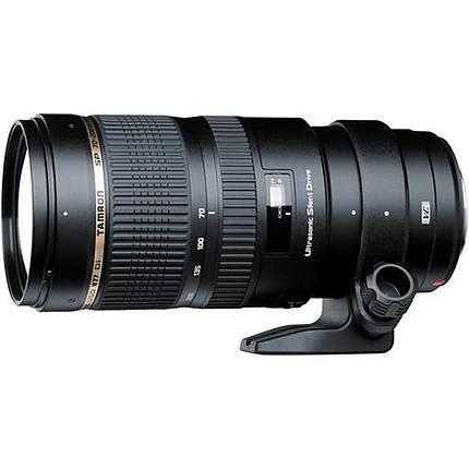 Tamron SP 70-200mm f/2.8 Di VC USD Telephoto Lens for Nikon - Black