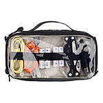 Tenba Tools Cable Pouch Duo 4 Gray with Black Piping