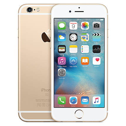 Used Apple iPhone 6 Plus - 64GB - Gold - Verizon / Unlocked