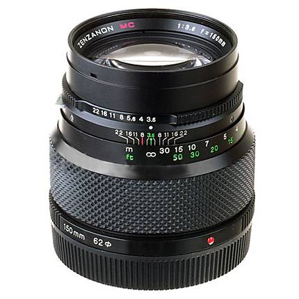 Used Bronica 150MM F/3.5 Zenzanon For ETR Series - Excellent