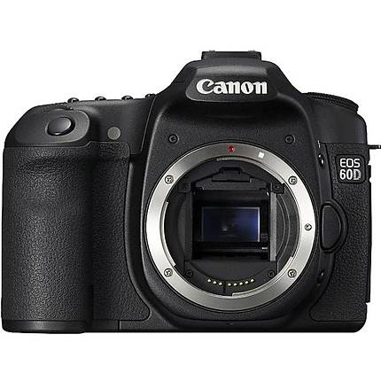 Used Canon 60D 18MP Body Only - Excellent