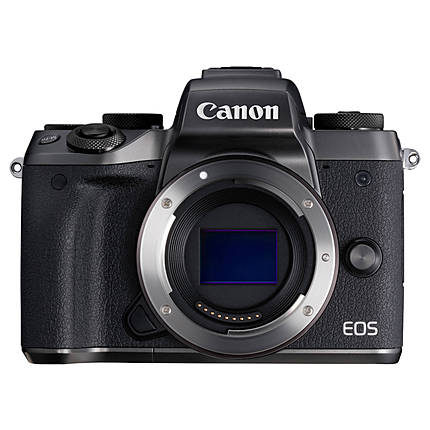 Used Canon M5 Mirrorless Body Only [M] - Excellent