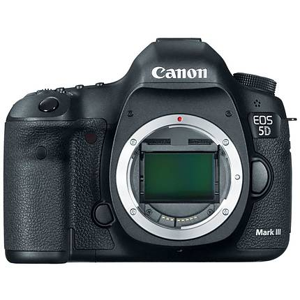 Used Canon EOS 5D Mark III Body Only [D] - Excellent