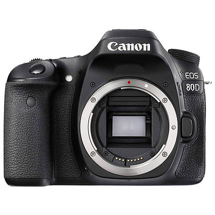 Canon EOS 80D Body Only [D] - Excellent