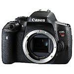 Used Canon EOS Rebel T6i Digital SLR Camera - Body Only [D] - Excellent