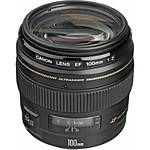 Used Canon EF 100mm f/2.0 USM - Excellent