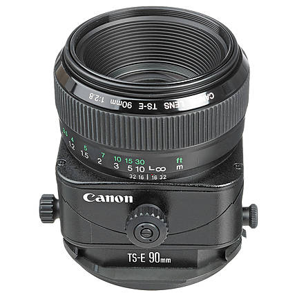 Used Canon TS-E 90mm f/2.8 Manual Focus Lens [L] - Excellent