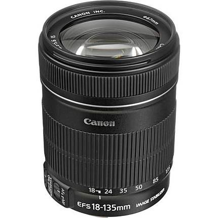 Used Canon EF-S 18-135 F/3.5-5.6 IS Zoom Lens [L] - Excellent