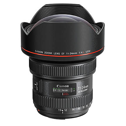 Used Canon EF 11-24mm f/4 L USM - Excellent