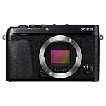 Used Fujifilm X-E3 Body Only (Black) - Excellent