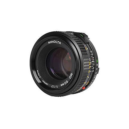 Used Minolta MD 50mm f/1.7 [L] - Excellent