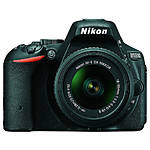 Used Nikon D5500 w/ 18-55 VR II [D] - Excellent