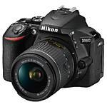Used Nikon D5600 DX-format DSLR with Nikon 18-55MM - Excellent