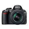 Used Nikon D3100 14 MP 1080HD DSLR Kit W/ 18-55 VR Lens [D] - Excellent