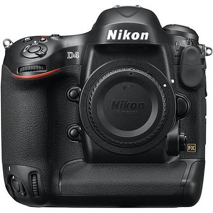 Used Nikon D4 Body Only - Excellent