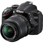 Used Nikon D3200 DSLR with 18-55mm VR Lens (Black) - Excellent