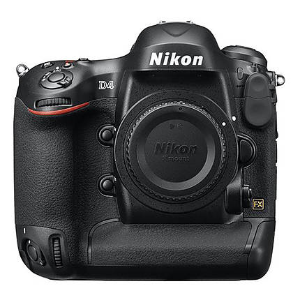 Used Nikon D4S Body Only - Excellent