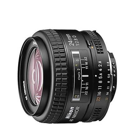 Used Nikon 24MM F/2.8D AF NIKKOR Lens - Excellent