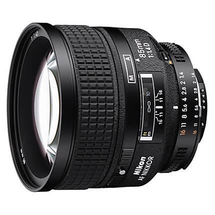 Used Nikon Nikkor 85mm f/1.4D IF AF Lens - Excellent