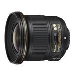 Nikon 20mm 1.8G [L] - Excellent