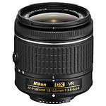 Used Nikon AF-P DX NIKKOR 18-55mm f/3.5-5.6G VR [L] - Excellent