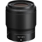 Used Nikkor Z 50mm f/1.8 S - Excellent
