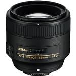 Used Nikon AF-S NIKKOR 85MM f/1.8G [L] - Excellent