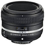 Used Nikon 50MM F/1.8 Special Edition [L] - Excellent