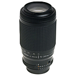 Used Nikon 75-240mm f/4.5-5.6 D [L] - Excellent