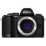 Used Olympus E-M10 Body Only (Black) - Excellent